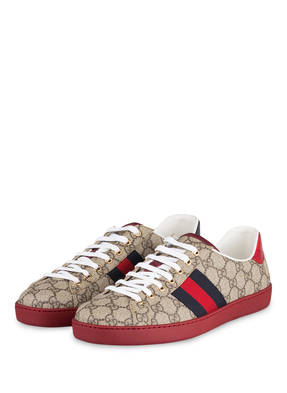 GUCCI Sneaker NEW ACE GG SUPREME