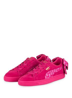 PUMA Sneaker SUEDE CLASSIC mit Barbie