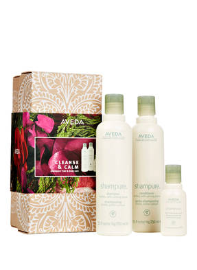 AVEDA A GIFT OF CLEANSE AND CALM