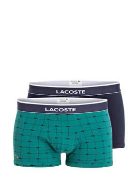 LACOSTE 2er-Pack Boxershorts