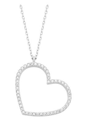 ESTELLA BARTLETT Kette LARGE HEART