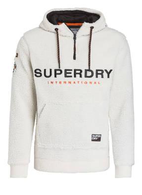 Superdry Teddyfell-Hoodie
