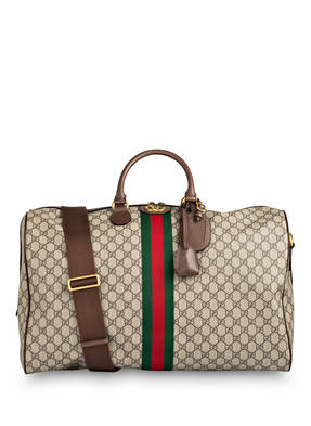 GUCCI Weekender OPHIDIA GG SUPREME