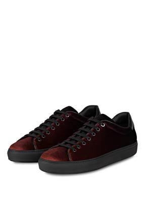 BOSS Samt-Sneaker MIRAGE