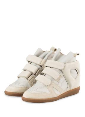 ISABEL MARANT Plateau-Sneaker BUCKEE