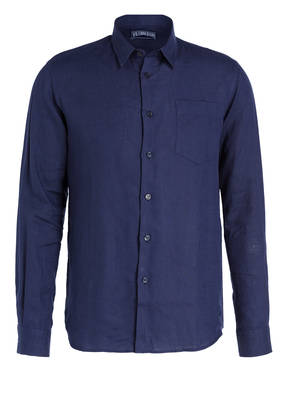VILEBREQUIN Leinenhemd Regular Fit
