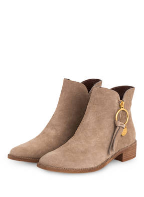 SEE BY CHLOÉ Stiefeletten LOUISE FLAT