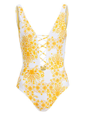 SEAFOLLY Badeanzug SUNFLOWER