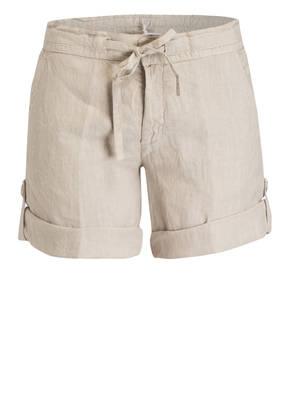 120%lino Leinen-Shorts