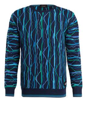 CARLO COLUCCI Pullover Jacquard