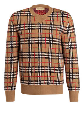 BURBERRY Cashmere-Pullover BANBURY
