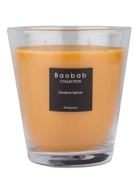 Baobab COLLECTION Duftkerze ALL SEASON ZANZIBAR SPICES