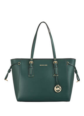 MICHAEL KORS Saffiano-Shopper VOYAGER MEDIUM