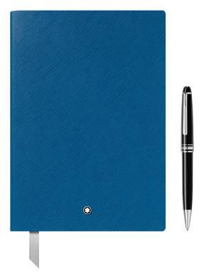 MONTBLANC Set aus Kugelschreiber & Notebook