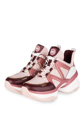 MICHAEL KORS Plateau-Sneaker OLYMPIA TRAINER