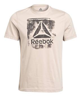 Reebok T-Shirt STAMPED LOGO CREW
