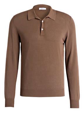 BOGLIOLI Strick-Poloshirt