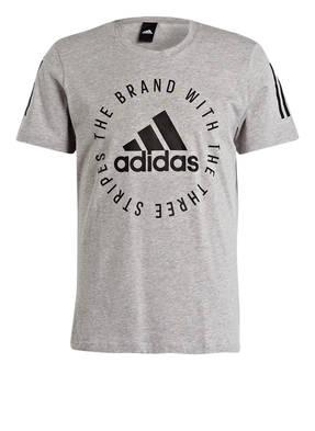 Graue adidas Sportfashion Shirts online kaufen :: BREUNINGER