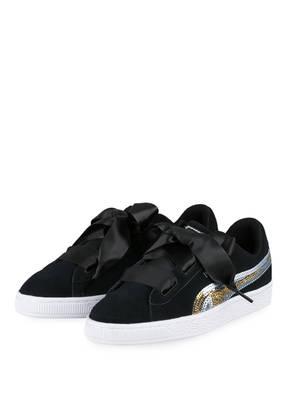 PUMA Sneaker SUEDE HRT TRAILBLAZER
