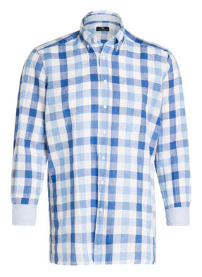 STROKESMAN'S Leinenhemd Slim Fit