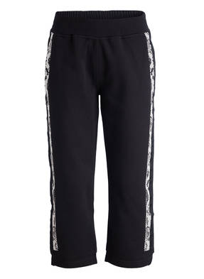 adidas by Stella McCartney 7/8-Sweatpants mit Galonstreifen
