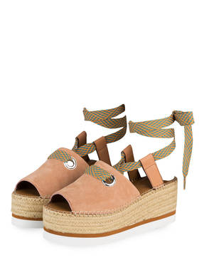 SEE BY CHLOÉ Wedges CROSTA