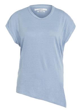 ISABEL MARANT ÉTOILE T-Shirt KELLA aus Leinen