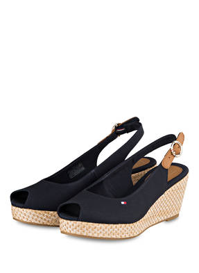 TOMMY HILFIGER Wedges