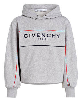 GIVENCHY Cropped-Hoodie