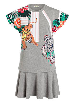 KENZO Sweatkleid JUNGLE TIGER