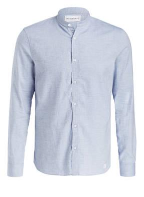 NOWADAYS Oxford-Hemd Regular Fit mit Stehkragen