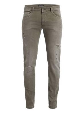 DRYKORN Destroyed-Jeans HOOD Slim Fit