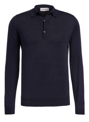 JOHN SMEDLEY Strick-Poloshirt