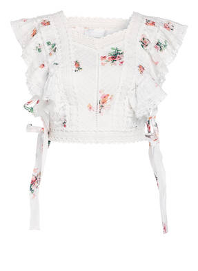 ZIMMERMANN Top HEATHERS PINTUCK
