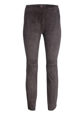 STOULS Velours-Lederhose LARRY