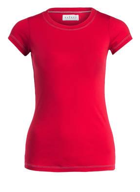 velvet T-Shirt GAUZY