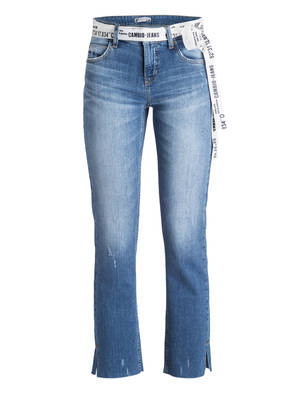 CAMBIO 7/8-Jeans TESS STRAIGHT