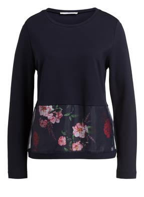 BETTY&CO Sweatshirt im Materialmix