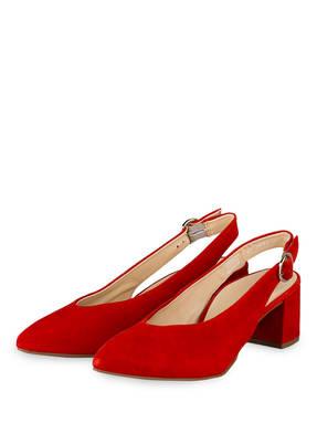 wholesale dealer ceb10 0cf00 Rote paul green Slingpumps online kaufen :: BREUNINGER