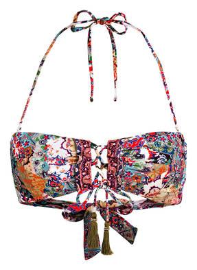 watercult Bandeau-Bikini-Top VINTAGE BOHO