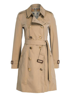 BURBERRY Trenchcoat PASSFORM CHELSEA SHORT