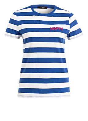 mavi T-Shirt HAPPY