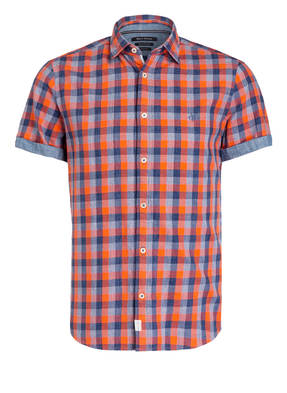 Marc O'Polo Halbarm-Hemd Regular Fit