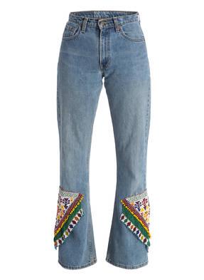 RAGYARD Flared-Jeans