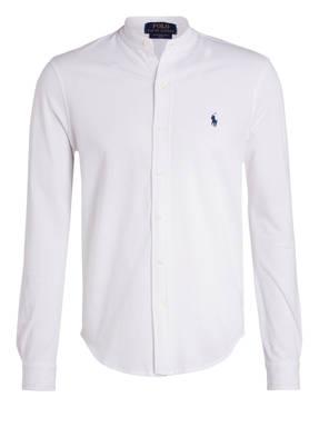 POLO RALPH LAUREN Piqué-Hemd Standard Fit mit Stehkragen