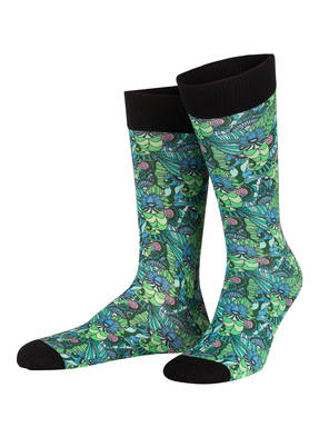 Burlington Socken FLOWERPOWER