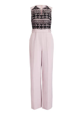 damsel in a dress Jumpsuit PORTA LACE