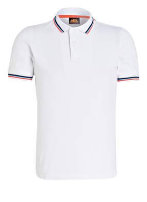SUNDEK Piqué-Poloshirt