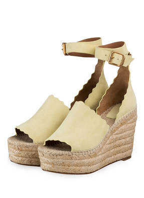 Chloé Wedges LAUREN