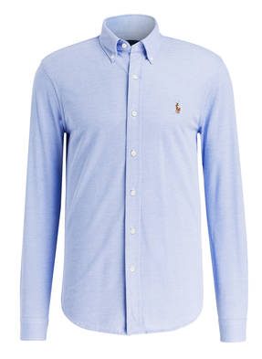 POLO RALPH LAUREN Piqué-Hemd Custom Slim Fit